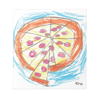 Pepperoni_Pizza_by_Nina_Age_6 Notepad