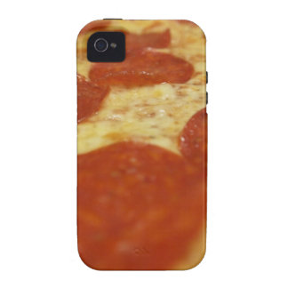 pepperoni pizza iPhone 4 cover