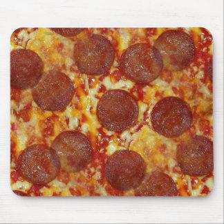 Pepperoni Pizza Mousepad