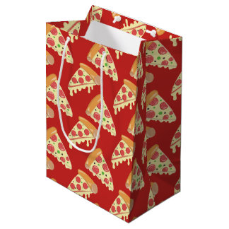 Pepperoni Pizza Party Medium Gift Bag
