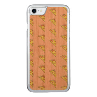 PEPPERONI PIZZA Slim Cherry iPhone 6/6s Carved iPhone 8/7 Case