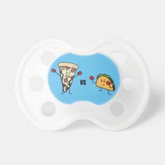 Pepperoni Pizza VS Taco: Mexican versus Italian Dummy