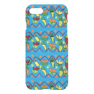 peppers and flowers iPhone 8/7 case