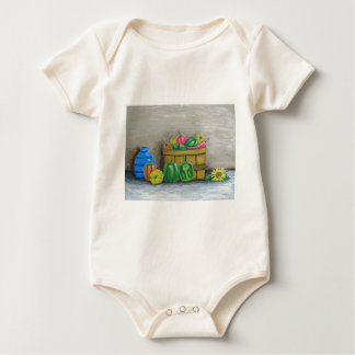 peppers baby bodysuit