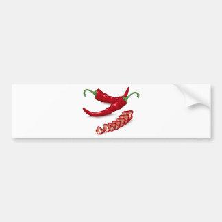 Peppers Bumper Sticker
