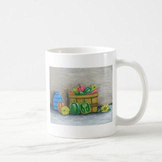 peppers coffee mug