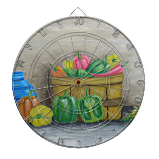 peppers dartboard