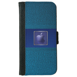 Peppled Leather iPhone Wallet Style Case