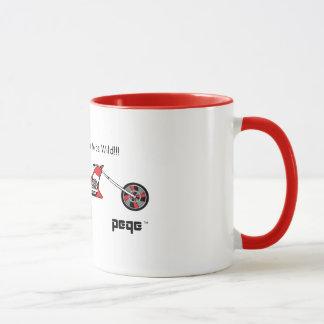 PEQE Biker Mug