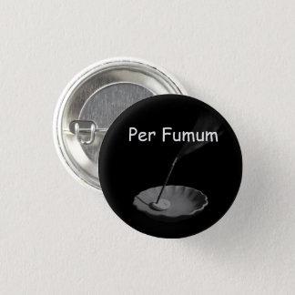Per Fumum (type 1 小サイズ) 3 Cm Round Badge