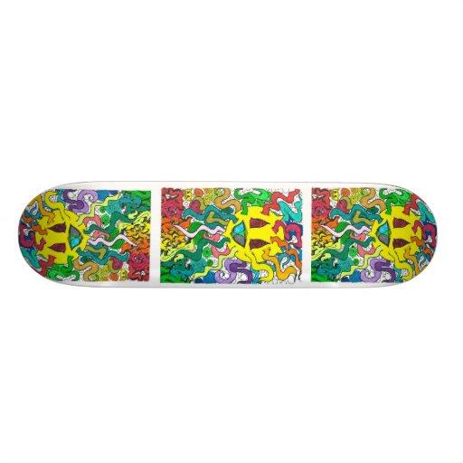 PercentumSun2, PercentumSun2, PercentumSun2 Skateboard Decks