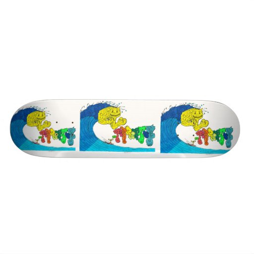 PercentumSurf Skateboards