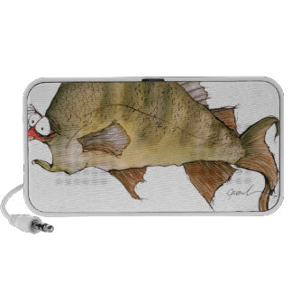 Perch fish, tony fernandes travel speakers