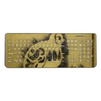 Perched Fowl Wireless Keyboard
