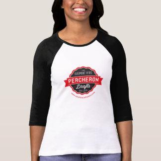 Percheron Drafts 3/4 sleeve T-Shirt