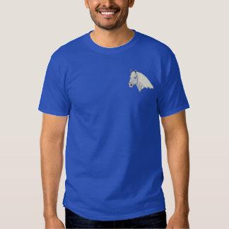 Percheron Embroidered T-Shirt