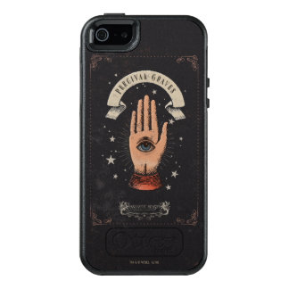 Percival Graves Magic Hand Graphic OtterBox iPhone 5/5s/SE Case