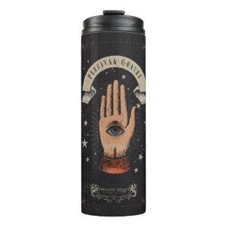 Percival Graves Magic Hand Graphic Thermal Tumbler