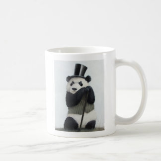 Percival Panda 11oz white mug