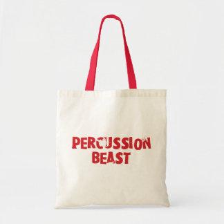 Percussion Beast Totebag