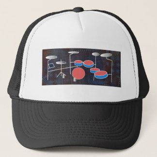 Percussion Color Trucker Hat