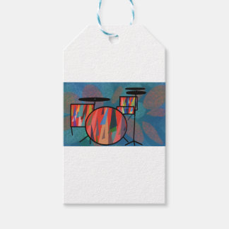 Percussion Gift Tags