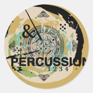 Percussion Laptop/Drum pad/etc Sticker