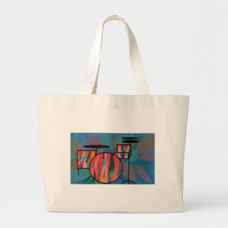 Percussion Large Tote Bag