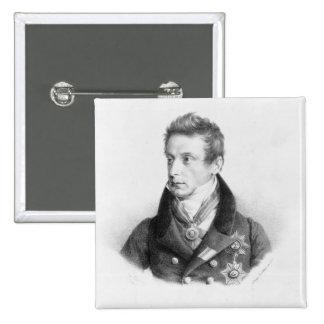 Percy, 6th Viscount Strangford Button