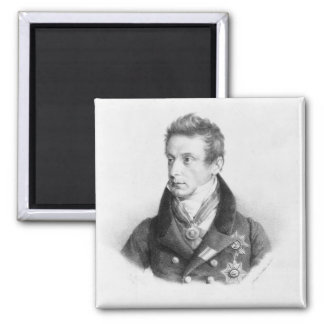 Percy, 6th Viscount Strangford Refrigerator Magnet