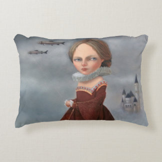 Percy and Baldrick Decorative Cushion