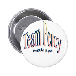 percy pinback buttons