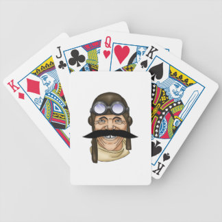 Percy Bicycle Playing Cards