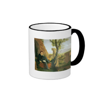 Percy Bysshe Shelley  1845 Coffee Mugs