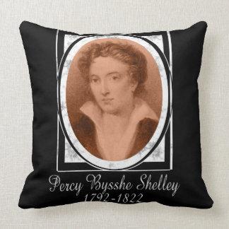 Percy Bysshe Shelley Cushion