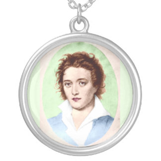 Percy Bysshe Shelley necklace