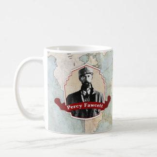 Percy Fawcett Historical Mug