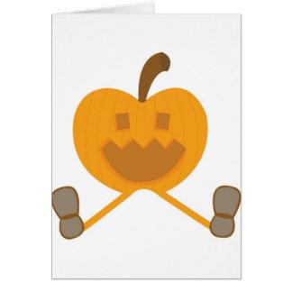 Percy Pumpkin Card