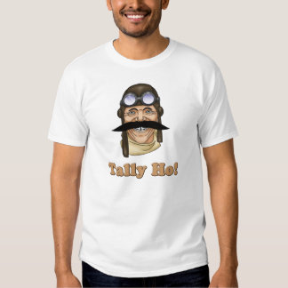 Percy - Tally Ho! Tee Shirt