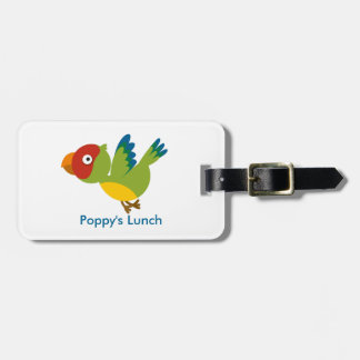 Percy the Parrot tag