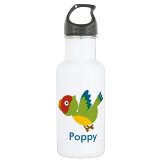 Percy the Parrot water bottle 532 Ml Water Bottle
