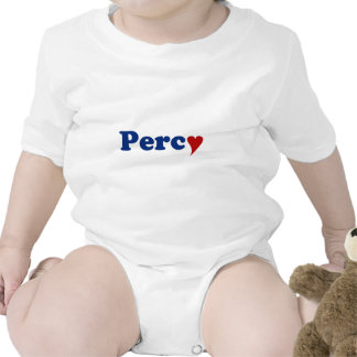 Percy with Heart Tees