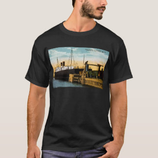Pere Marquette Car Ferry No 18, Manitowoc T-Shirt
