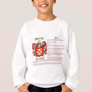 Perea (meaning) sweatshirt