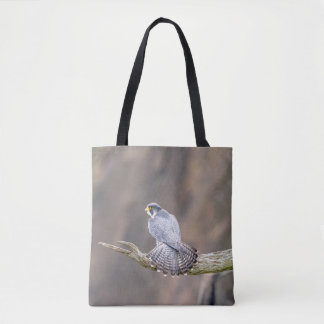 Peregrine Falcon at the Palisades Interstate Park Tote Bag