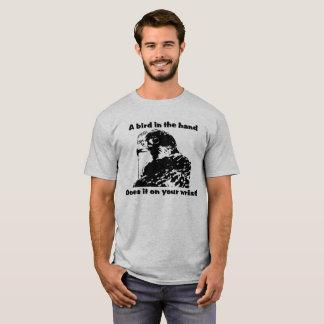 Peregrine Falcon Falconry T shirt