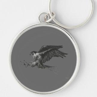 Peregrine Falcon's Key chain
