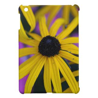 Perennial coneflower (Rudbeckia fulgida) iPad Mini Cases