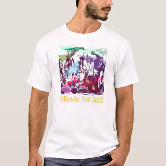 Perennial Rockstars Through The Ages T-shirt