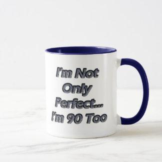 Perfect 90 Year Old Mug